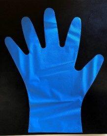 ニトリル手袋・ビニール(PVC)手袋にかわる新商品「サニフィールドフィットグローブ」登場